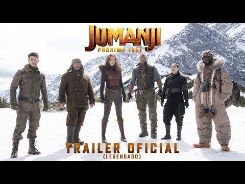 Jumanji: Próxima Fase   Trailer Final Legendado   16 de janeiro nos cinemas