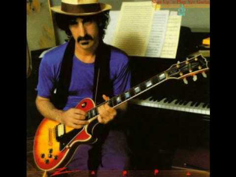 "FRANK ZAPPA-""Muffin Man"" LYRICS"