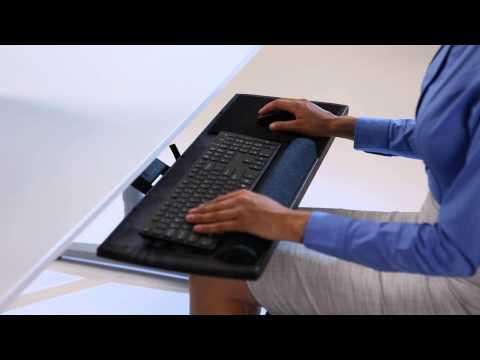 Kensington Keyboard Drawers and Platforms