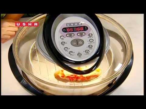 Usha Halogen Oven Introduction Video