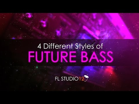 How to make Future Bass Chords in 4 Different Styles | Sylenth1 Tutorial