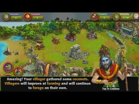 Virtual Villagers Origins 2 - Android Gameplay