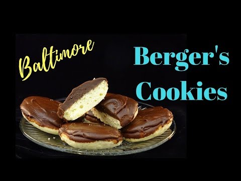 Baltimore Berger's  Cookies- with yoyomax12