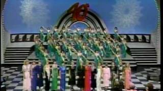Miss Canada 1987 -40th Anniversary, Part 1 -Opening Number-