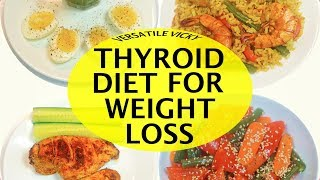 Download Thyroid Diet : How To Lose Weight Fast 10 Kgs in 20 Days | Weight Loss Diet Plan For Hypothyroidism Video