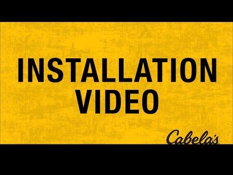 Cabela's ATV/UTV Snow Plow Installation