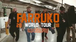 Farruko - Farruko World Tour 2018 [Episodio 2]