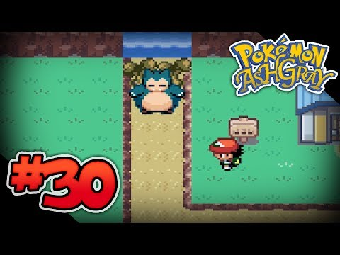 Pokémon Ash Gray - Episode 30: The Battling Snorlax Brothers