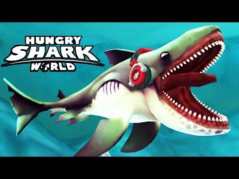 Hungry Shark World - New Shark - Megamouth
