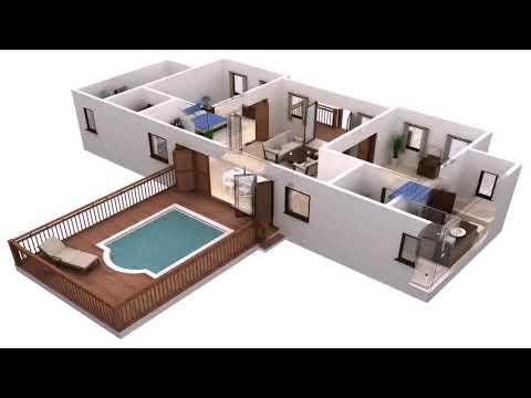 Simple 3 Bedroom House Floor Plans