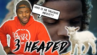 Lil Durk - 3 Headed Goat feat. Lil Baby & Polo G (Official Audio) REACTION!!