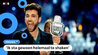 Duncan Laurence wint! Songfestival komt naar Nederland
