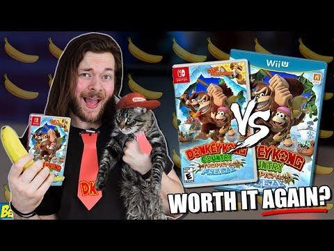 Was Donkey Kong Worth Buying AGAIN On Nintendo Switch?