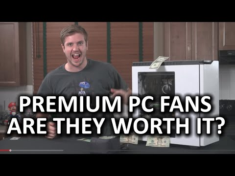 Premium PC Cooling Fans - Are they worth it?
