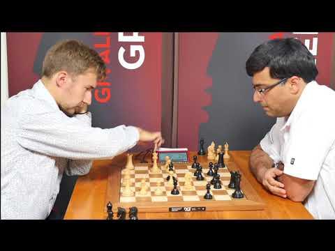 Karjakin vs Anand , St Louis Blitz 2018