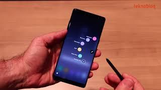 Samsung Galaxy Note 8 Ön İnceleme: İlk İzlenimlerimiz