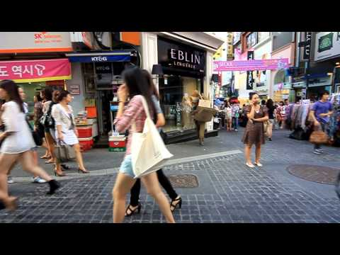 [Quick view] Myeongdong - Seoul, Korea