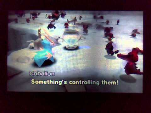 pokemon rumble blast walkthrough part 74 cobalion's speech