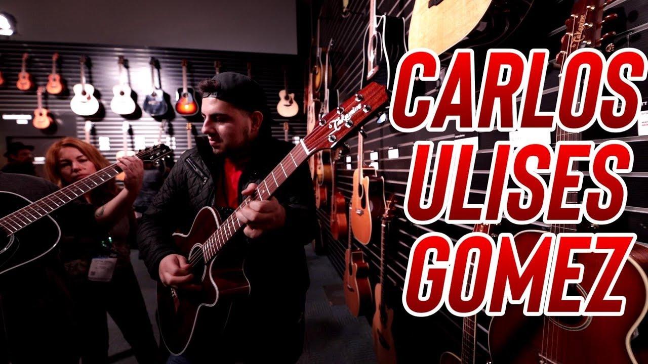 Consejos de CARLOS ULISES GOMEZ - NAMM Show 2019 - Takamine
