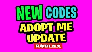 Adopt Me Roblox Codes 2019 Wiki - Wholefed org