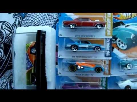 Hot Wheels New Release 2012