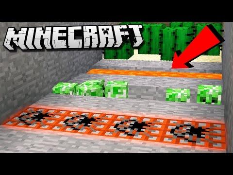 10 EASY Ways to Make Minecraft TRAPS