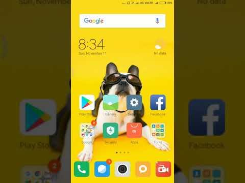 Wallpaper carousel [new feature in mi phones]