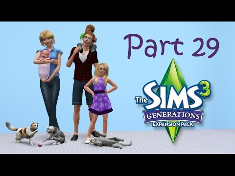 Let's Play the Sims 3: Generations (Part 29) - Prom King