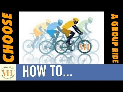 How to choose a group ride | best cycling groups for fitness improvement