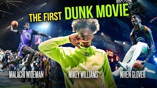 """""""I Have NEVER Seen That Before."""" Mikey Williams, Niven Glover & More STAR In The Dunk Show Movie 😱"""