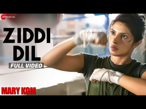 Xxx Mp4 Ziddi Dil Full Video MARY KOM Feat Priyanka Chopra Vishal Dadlani HD 3gp Sex