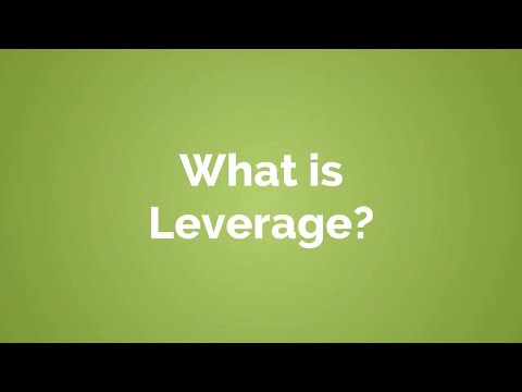 What is Leverage (FOREX) - TradingBanks Tutorial