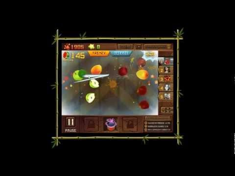 FRUIT NINJA HD Game - DOWNLOAD  link - for Windows
