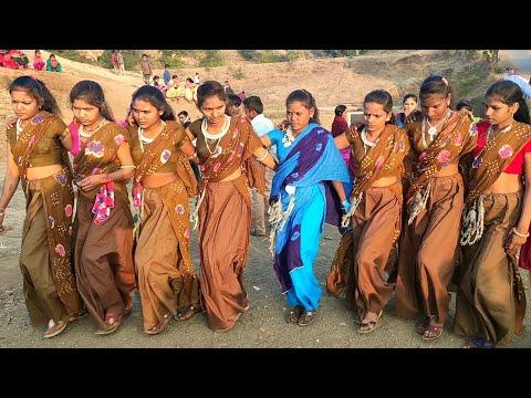 Xxx Mp4 आदिवासी दिवाली डांस 2020 आदिवासी दिवाली विडीयो 2020 Adivasi Diwali Dance 2020 3gp Sex