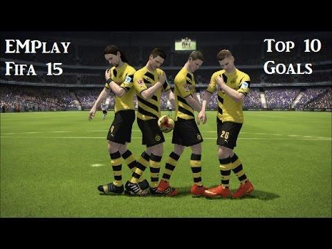 EMPlay - Fifa 15 : Top 10 Goals