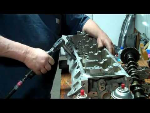 6.8 Liter V10 Triton Spark Plug Thread Repair