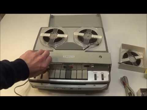 Uher Universal 5000 Martel Reel-to-Reel Tape Recorder Nixon Watergate (BROKEN)