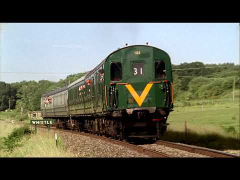 Spa Valley Railway c2015