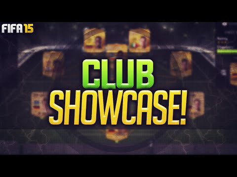 18,000,000+ COINS FIFA 15 CLUB SHOWCASE GETTING READY FOR TOTY