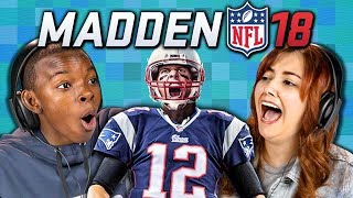 Download MADDEN NFL '18 GAMING TOURNAMENT (React: Gaming) Video