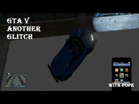GTA V Another Glitch