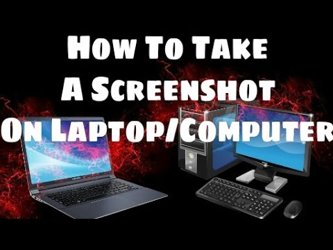 ( Hindi -हिंदी )How to Take screenshot Easily on Computer,laptop without any software