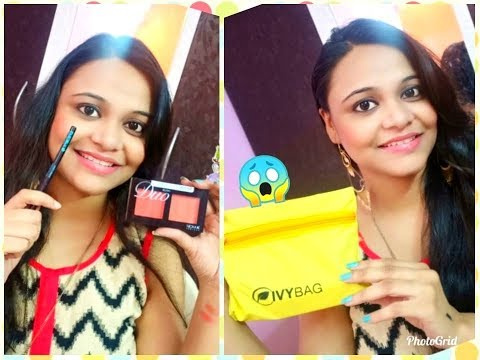 Nicka K BLUSH DUO Palette (See DEMO), KOHL & 2 Summer Essentials in Just Rs.499 | IVY BAG MAY 2018