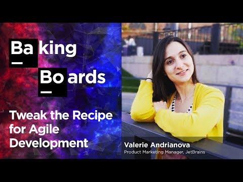 Baking Boards: Tweak the Recipe for Agile Development