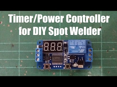 LED Display Digital Timer Delay Controller - Banggood