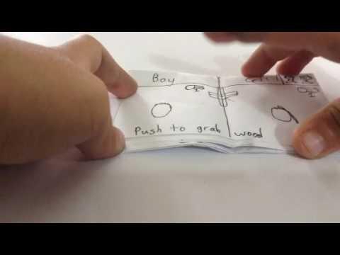 Push Paper Game Series
