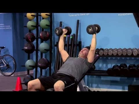 The Best Exercise for Firm Chest Muscles : Getting Toned With Weights