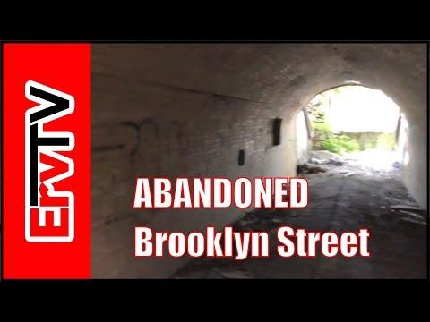 ABANDONED Brooklyn Street Subway | Explore Cincinnati History
