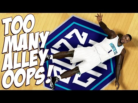 NBA 2K15 Next Gen MyCareer #28 - Too Many Alley-Oops For Lance Stephenson!