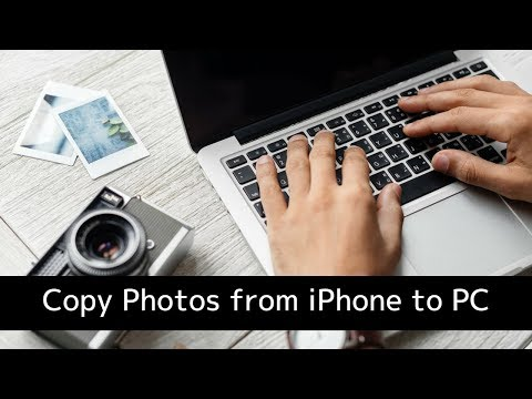 How to Copy Photos from iPhone or iPad to Computer (Mac or PC)